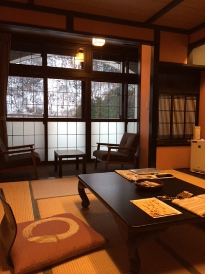 会津温泉旅館の巻꒰๑ ᷄ω ᷅꒱•*¨*•.¸