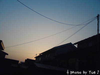 天空模様 ~朝~