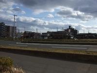 富沢駅周辺にある道路