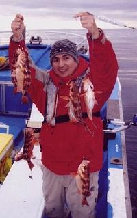3連休釣り情報