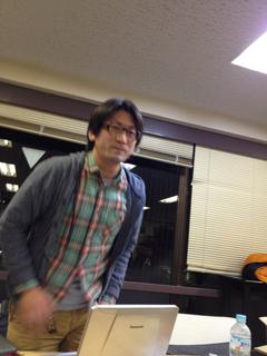 第二十七走者・山田康人さん
