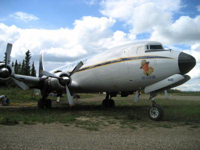 ビーバー -98年前にフランク安田がつくったアラスカの村-