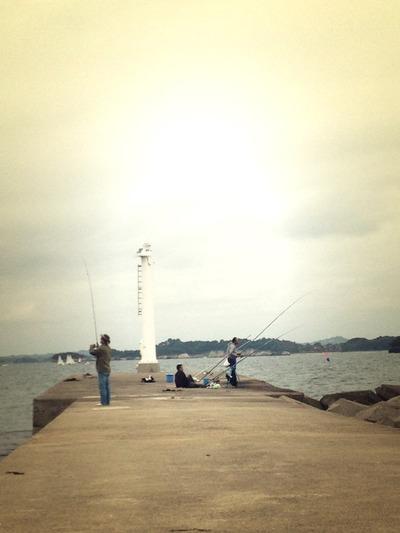 釣れたかどうかは別として。