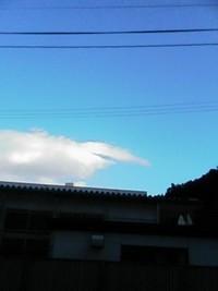 仙台の冬空