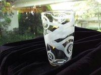松島 グラスに模様を彫るサンドブラスト体験