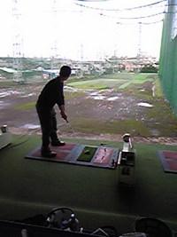 ゴルフデビュー