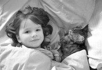自閉症の少女と猫の物語