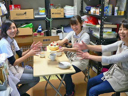 美紗さんの誕生日