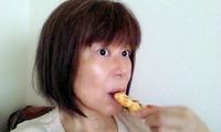 植垣米菓の「豆おかき」
