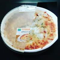 ホワイトソースのチキンドリア