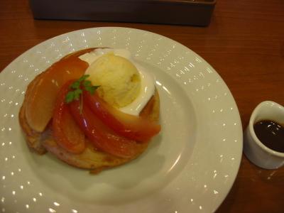 「COCO'S」でお昼を食べました。