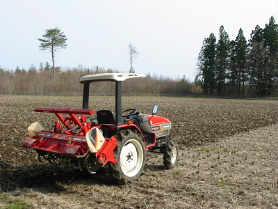 今年も最後の田耕しがんばりました。