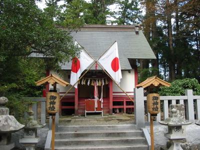鷲倉神社で例大祭がありました。