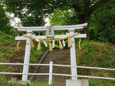 昨日は「雷神社」の例大祭がありました。