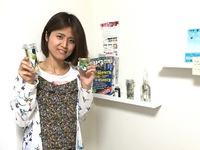 静岡県にハーバリウムアーティストティーチャーの誕生です♪
