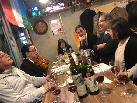 ワイン会 アペラシオン仙台 オガーレ