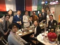 本日はワイン会開催  仙台のワイン会アペラシオン仙台
