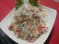 オガーレサラダ(当店一番人気)450円