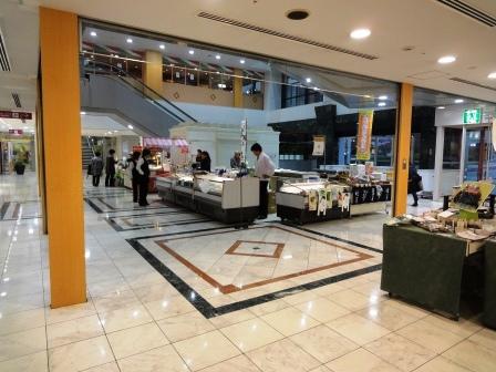 泉中央駅ビル収穫祭は明日まで!