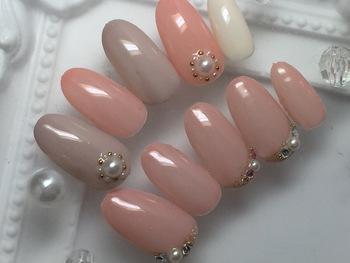 ジェル定額コース全9種類、サンプル600以上 Luxury Nail Salon BLESS
