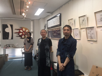 親かめ子かめ特別企画展 ◆ 作家見本市【夏】