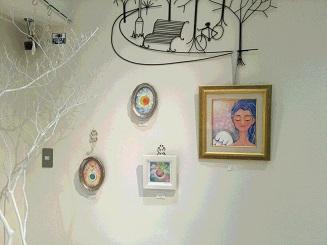愛と光のヒーリングアート展 『manaの世界 ~遠く優しい記憶~』