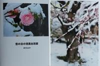「雪の日の羽黒台別邸」写真集