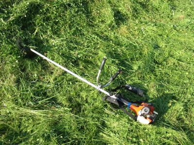 今年も草刈りシーズン到来です。