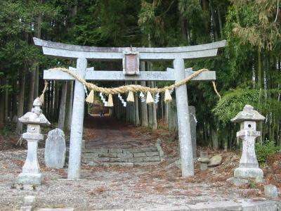 静かな「鷲倉神社」へ参拝しました。