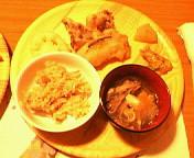 晩ご飯@ひな野