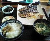 昼ご飯@ひの亭