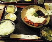 晩ご飯@ひの亭