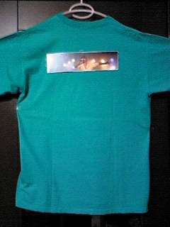 Tシャツ過程