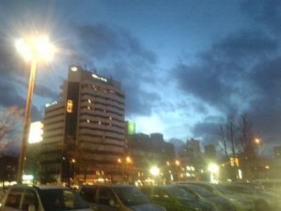 福島の空♪