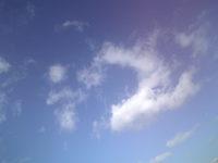 白石☆天空模様