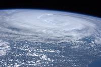 地球温暖化の影響でハリケーンや台風が大型化している