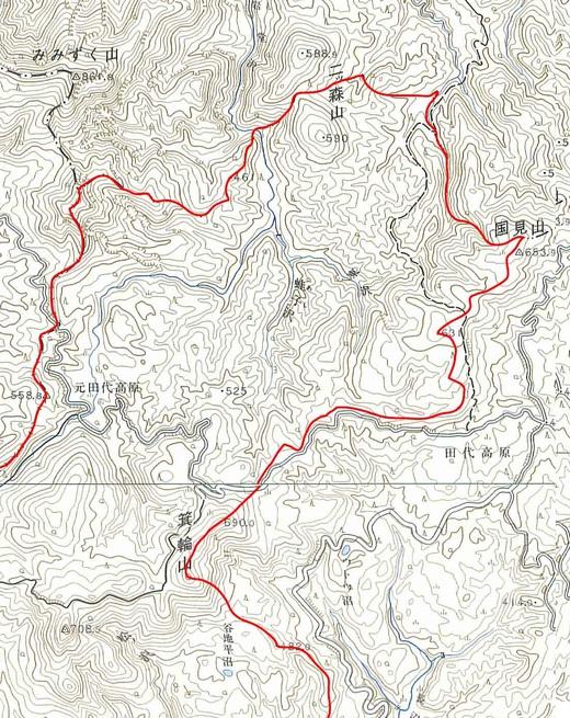 鳴瀬川流域水道水源特定保全地域