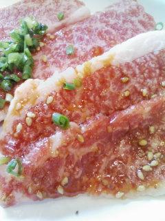 米沢牛焼肉ランチ