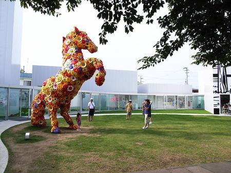 続・十和田 十和田市現代美術館