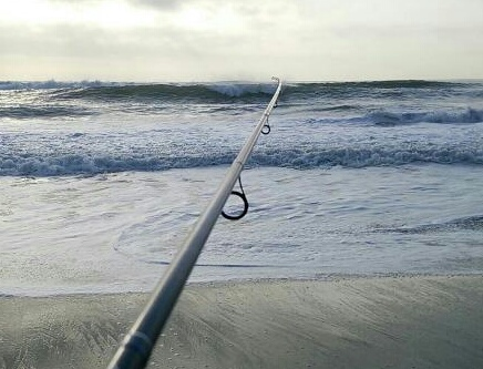 「釣れない日」