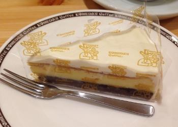 コメダのケーキ