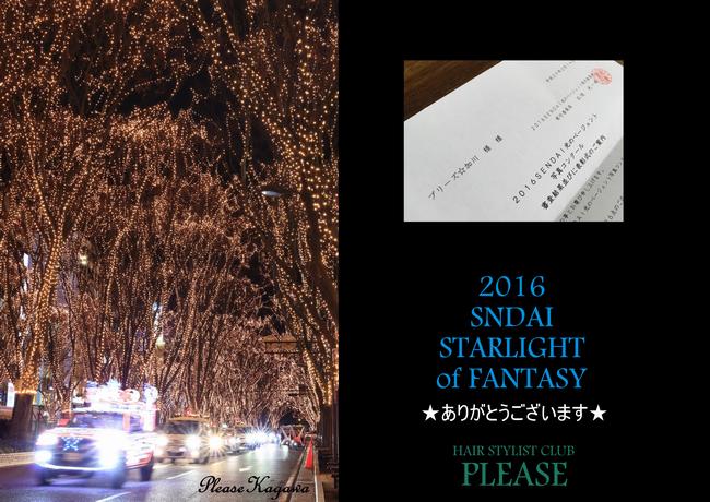 PLEASE☆2016光のページェント写真コンクール入賞★プリーズ☆加川