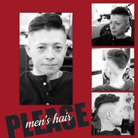 【メンズヘアー】ポンパドールでスタイリッシュにきめよう! プリーズ☆加川 2020/03/21 18:44:27