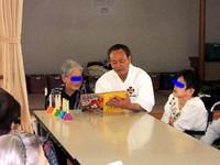 特別養護老人ホーム訪問