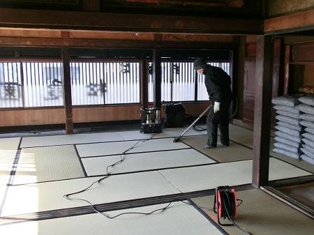 第11回『松亀園』お掃除会のお知らせ