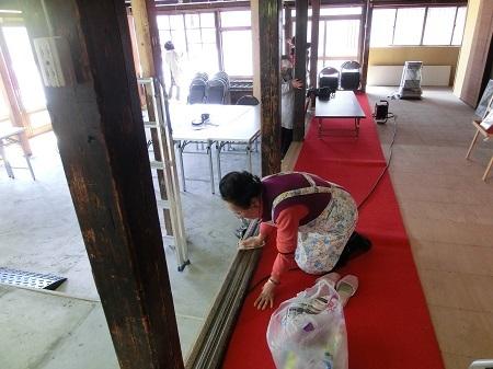 第13回『松亀園(旧えびや旅館)』お掃除会のお知らせ