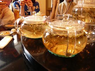 仙台アンティークフェア*・・のち飲茶♪