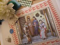 今年もやります、昭和の日のお着物遊び♪