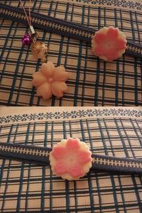 桜小物やお嫁さん♪