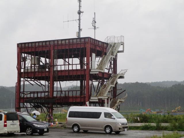 南三陸防災庁舎解体へ
